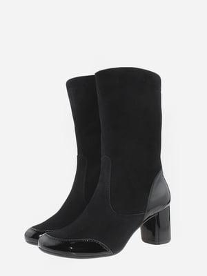 Ботинки черные | 5715669