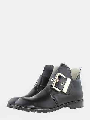 Ботинки черные | 5715679