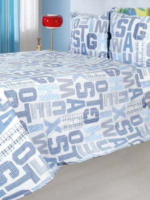Комплект постельного белья (полуторный) | 5635277