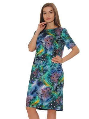 Платье с принтом | 5716016
