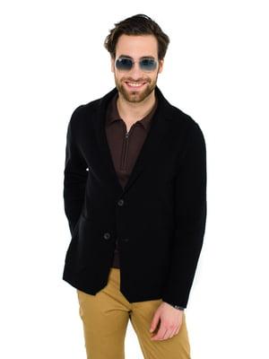 Пиджак черный | 5632108