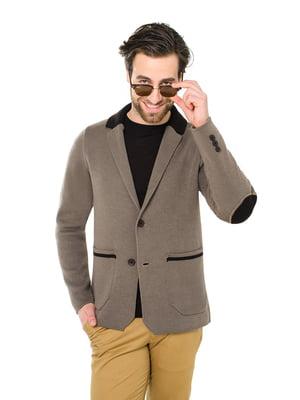 Пиджак цвета капучино | 5632110