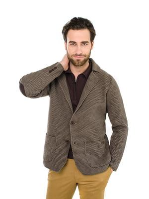 Пиджак цвета капучино | 5632138