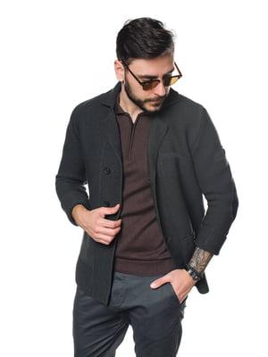 Пиджак серый | 5632475