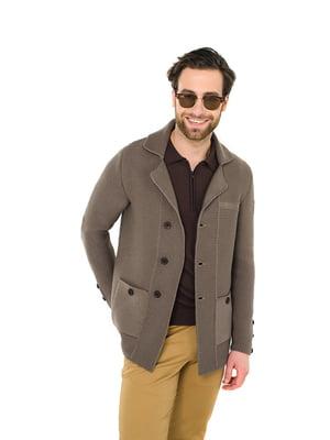 Пиджак цвета капучино | 5632477
