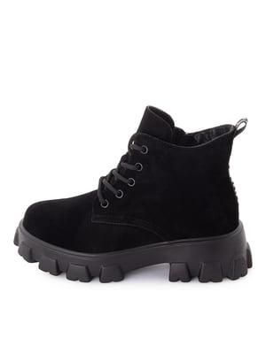 Ботинки черные | 5716420