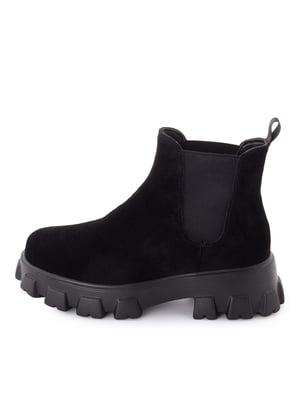 Ботинки черные | 5716421