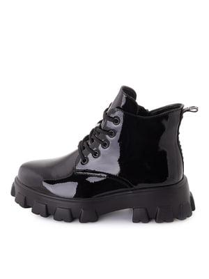 Ботинки черные | 5716422