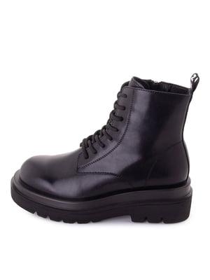 Ботинки черные | 5716425