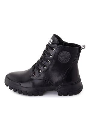 Ботинки черные | 5716426