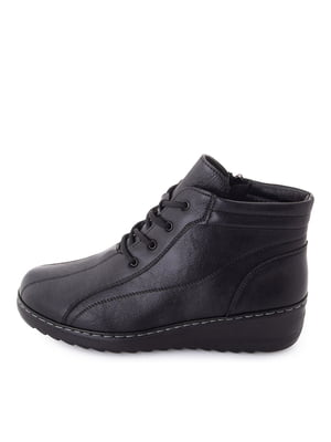 Ботинки черные | 5716427
