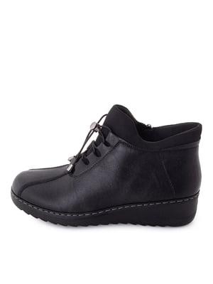Ботинки черные | 5716428