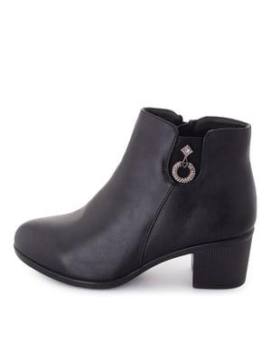 Ботинки черные | 5716466