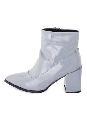 Ботинки серые | 5716467