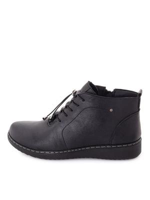 Ботинки черные | 5716475