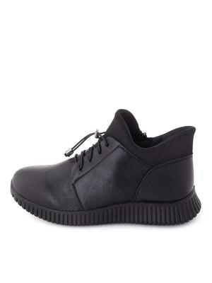 Ботинки черные | 5716476