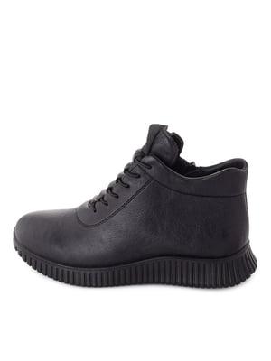 Ботинки черные | 5716478
