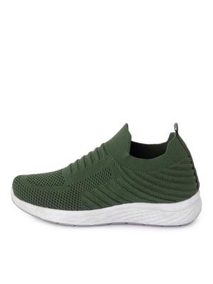 Кросівки зелені | 5716515