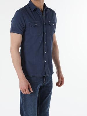 Сорочка синя | 5708940