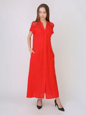 Платье красное | 5707881