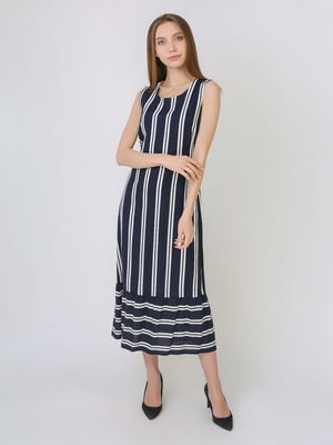 Сукня синя в смужку   5707898