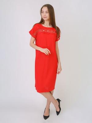 Платье красное | 5707906