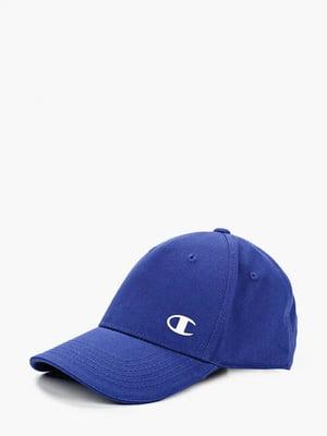 Бейсболка синя | 5716868