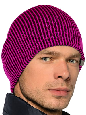Шапка рожевого кольору | 5716879