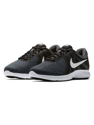 Кросівки чорні з візерунком | 5717010