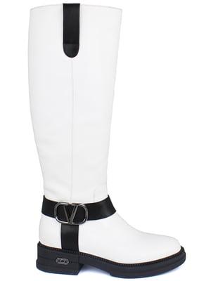 Сапоги белые | 5717274