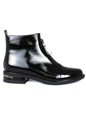 Ботинки черные   5717295