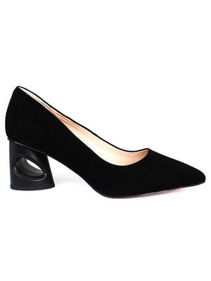 Туфлі чорні | 5717319