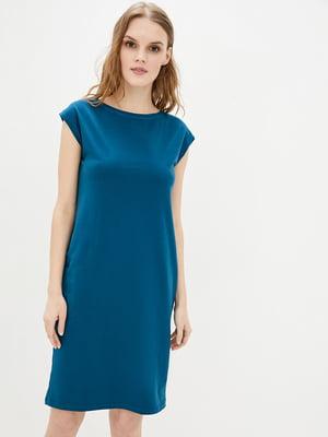 Платье синее | 5717761