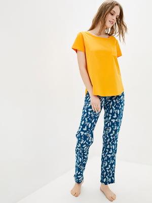 Комплект: футболка и брюки | 5717764