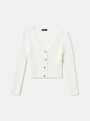 Пуловер белый | 5717741