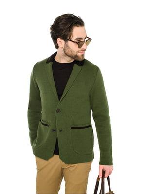 Пиджак зеленый | 5716750
