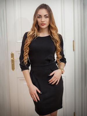 Платье черное | 5037045