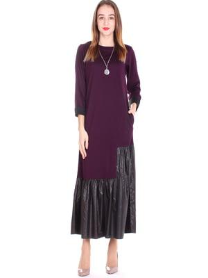 Сукня фіолетова | 5640784