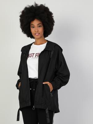Куртка чорна | 5377610