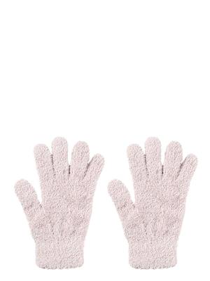 Перчатки светло-розовые | 5577737