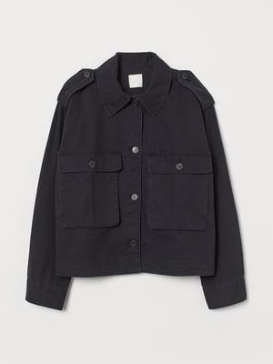 Куртка черная | 5718388