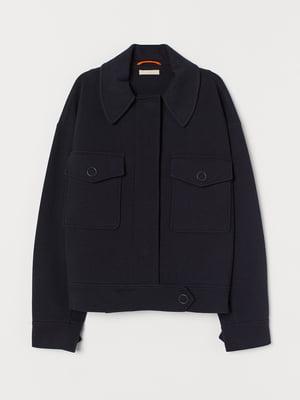 Куртка чорна | 5718389