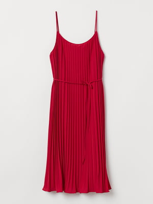 Платье красное | 5718509