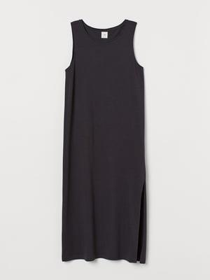 Сукня темно-сіра | 5718531