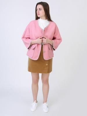 Жакет розовый | 5714012