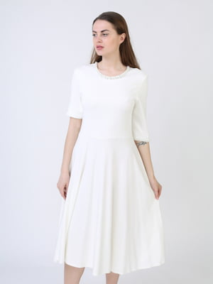 Платье молочное | 5714016