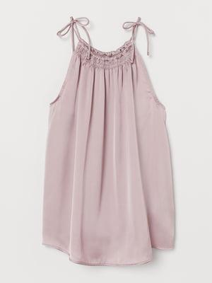 Блуза лилового цвета   5702533