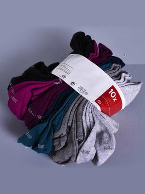 Набір шкарпеток (10 пар) | 5716902