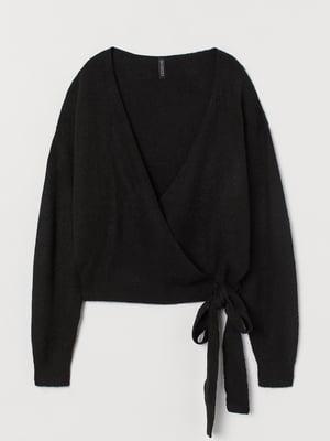 Пуловер черный | 5717053