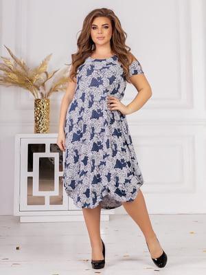 Платье в принт | 5719155